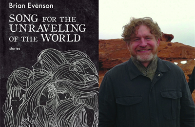 Brian Evenson Wins Shirley Jackson Award for Song for the Unraveling of the World