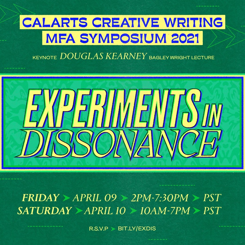 Experiments in Dissonance: A Symposium of Interdisciplinary Writing