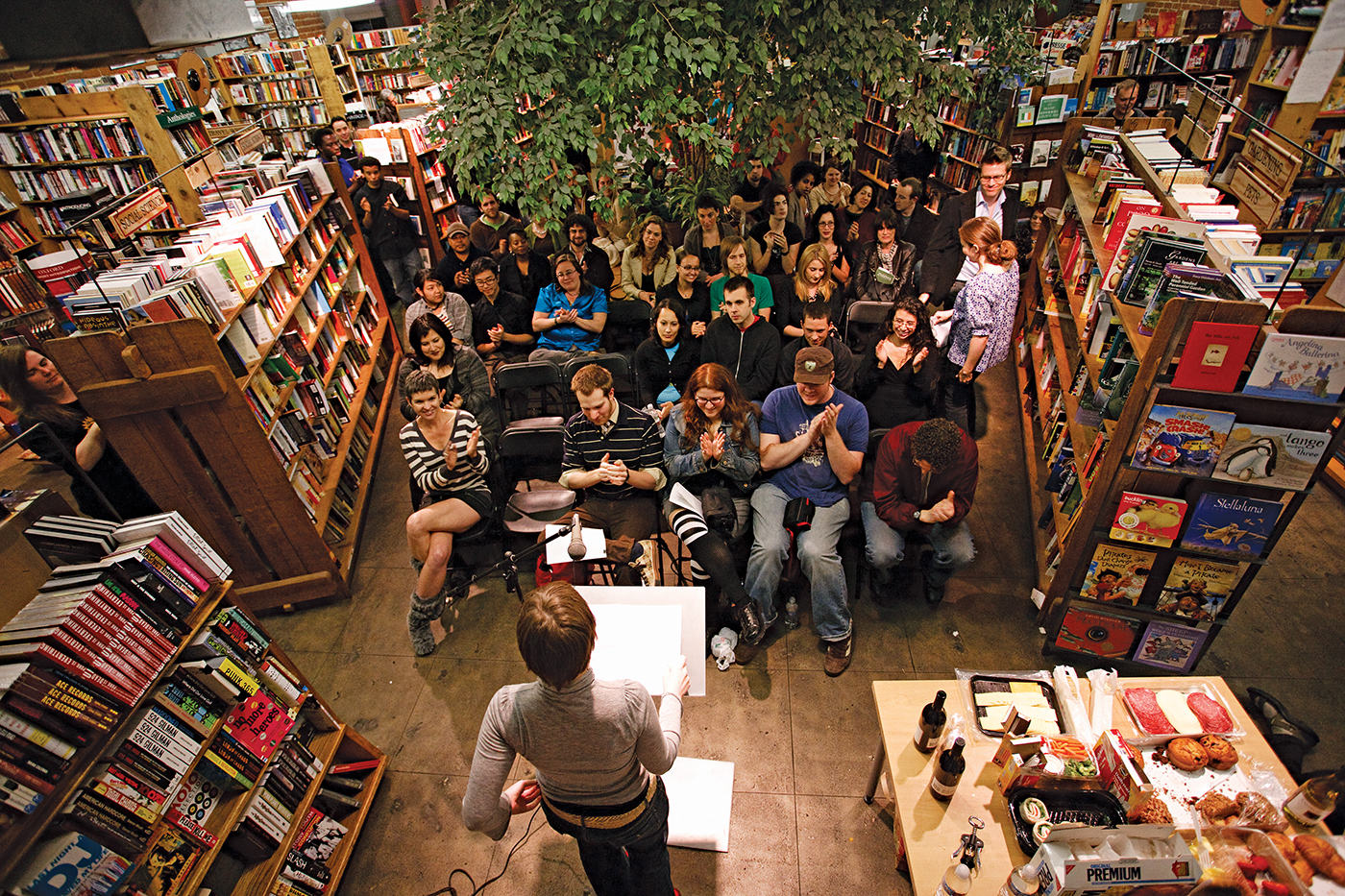 Next Words - Creative Writing MFA reading series at Skylight Books