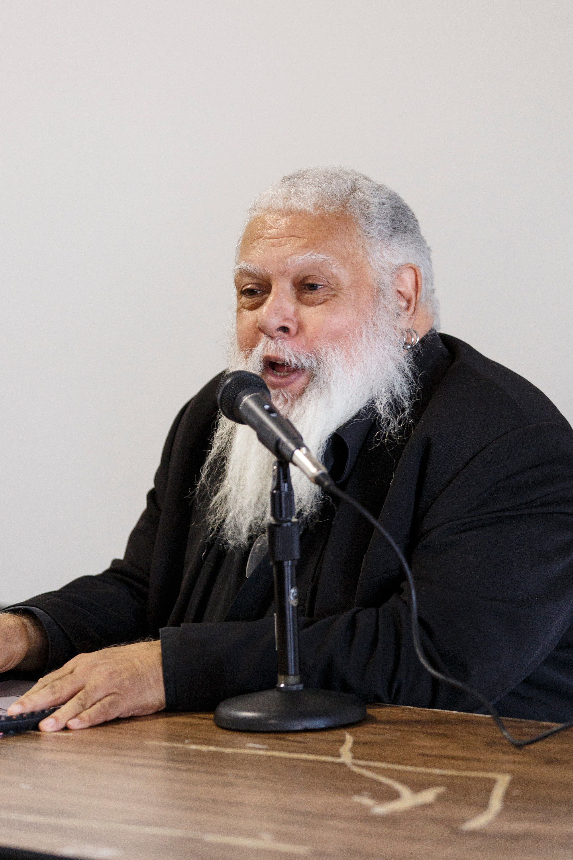 Katie Jacobson Writer-in-Residence Samuel R. Delany